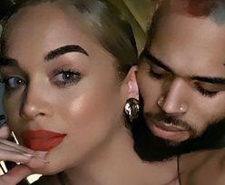Świeżo upieczony ojciec Chris Brown imprezuje w Miami u boku KOLEJNEJ modelki