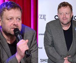 """Olaf Lubaszenko smutno o otyłości: """"Mam problemy ze stawami"""""""