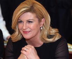 """""""Seksowna blondynka na stanowisku"""": tak wygląda prezydent Chorwacji! (ZDJĘCIA)"""