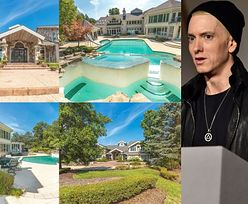 Eminem sprzedał posiadłość w Michigan. Chcielibyście tam mieszkać? (ZDJĘCIA)