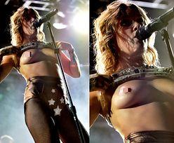 Szwedzka wokalistka POKAZAŁA BIUST na scenie Coachelli (ZDJĘCIA)