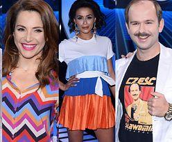 Zażenowani celebryci nagrywają nowy program w TVP: Dereszowska, Widawska, Szwed... (ZDJĘCIA)