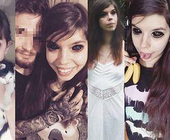 Miłość, koty i tatuaże - ślepnąca fanka Popka zrobi karierę na Instagramie? (ZDJĘCIA)