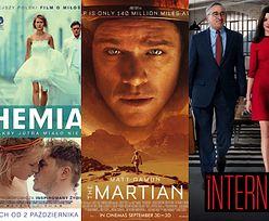 Od dziś w kinach: Matt Damon na Marsie i film o Magdzie Prokopowicz