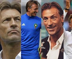 Mundial 2018: Selekcjoner reprezentacji Maroka został najprzystojniejszym trenerem mundialu (ZDJĘCIA)