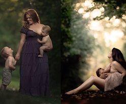 Amerykańska fotografka pokazuje radość karmienia piersią (ZDJĘCIA)