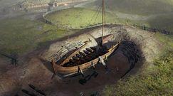 Grobowiec w okręcie. Niezwykłe odkrycie z czasów Wikingów