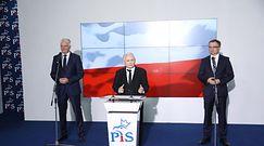 W co grają Ziobro i Gowin? Koalicjanci Kaczyńskiego rozszyfrowani