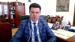 """""""Niechcący stałem się gwiazdą internetu"""". Samorządowiec szczerze o wywiadzie dla TVP"""
