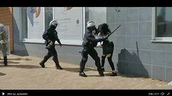 Głogów. Brutalna interwencja policji. Jednoznaczny komentarz Jarosława Sellina