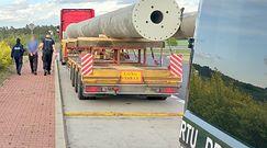 Kontrola ciężarówki w Poznaniu. Prawda o kierowcy zaskoczyła nawet inspektorów