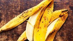 Skórka do banana. Niecodzienne zastosowania