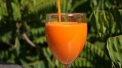 5 powodów, dla których warto codziennie pić sok z marchewki