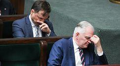 Jarosław Gowin blokował Zbigniewa Ziobrę? Wymowny komentarz wiceministra z Solidarnej Polski