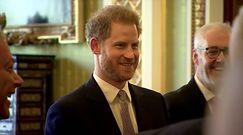 Książę Harry pozywa brytyjską gazetę o zniesławienie