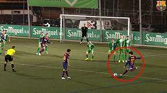#dziejesiewsporcie: zrobił to jak Messi! 21-latek z Barcelony wykonał rzut wolny po mistrzowsku