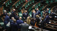 Katastrofalny sondaż dla KO. Michał Kamiński komentuje