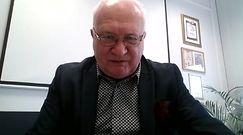 """Szczepienie na COVID. Profesor Simon odniósł się do """"wpadki"""" rządu"""