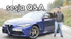 LPG do Giulii Veloce? - sesja Q&A