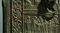 Małpa na Drzwiach Gnieźnieńskich