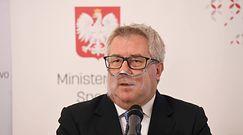Ryszard Czarnecki się doigrał. Kąśliwa odpowiedź na słowa o Gowinie