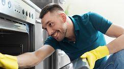 Mycie piekarnika z termoobiegiem