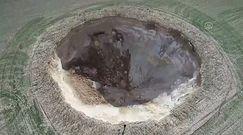 Ogromne dziury w ziemi. Zagrażają życiu okolicznych mieszkańców