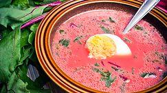 Sprawdzony przepis na wiosenną zupę z botwinki