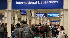 Nowa mutacja koronawirusa. Wielka Brytania odcięta od świata