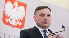 Nieprzychylny sondaż dla Zbigniewa Ziobry. Sebastian Kaleta komentuje