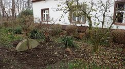 Makabryczne odkrycie w ogródku. Leżał tam od 75 lat