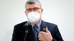 Główny Inspektor Sanitarny chce usunąć Grzesiowskiego z zawodu