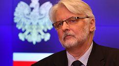 Rada dla Ziobry i Gowina. Były szef MSZ o wynikach sondażu dla WP