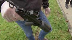 Pistolet ''Dropster''. Nowoczesna broń przeciw dronom