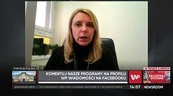 Prof. Piekarska: to jest dramat, do którego przyzwyczailiśmy się