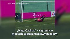 #dziejesiewsporcie: Polska bramkarka niczym Iker Casillas