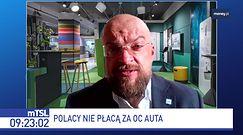 """Kara za brak OC. """"Maksymalna wynosi 5,6 tys. zł"""""""