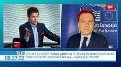 Tłit - Robert Biedroń i Andrzej Sośnierz