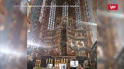 Otwarcie ołtarza Wita Stwosza po renowacji