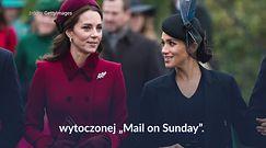 Księżna Kate świadkiem w sądzie w sprawie księżnej Meghan?