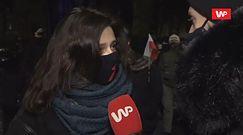 """Reanata Dancewicz na proteście pod TK: """"Stała się rzecz haniebna"""""""