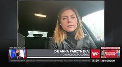 Trudna sytuacja pacjentek po publikacji wyroku TK. Dr Anna Parzyńska mówi, co się z nimi stanie
