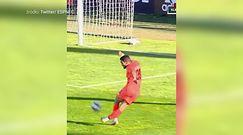 #dziejesiewsporcie: nawet Lewandowski nie powstydziłby się takiego gola! Wow!