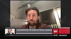 """""""Na miejscu trenera zmieniłbym go szybciej"""". Tomasz Iwan zdziwiony decyzją Paulo Sousy ws. Lewandowskiego"""