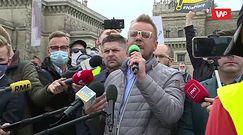 Strajk przedsiębiorców. Paweł Tanajno: Państwo PiS się wali na naszych oczach