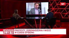 Koronawirus w Polsce. Mandaty nielegalne? Prof. Marcin Matczak tłumaczy