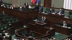 """Awantura w Sejmie. """"Nie jestem hołotą!"""". Słowa Jarosława Kaczyńskiego i reakcja opozycji"""