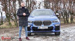 BMW X6 M50i - pokochasz, albo znienawidzisz