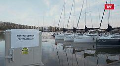 Majówka 2020. Porty na Mazurach zamknięte. Mimo to można legalnie wypożyczyć łodzie