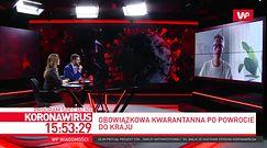 """Jak wyglądają powroty Polaków do kraju w trakcie epidemii? """"System jest wadliwy"""""""